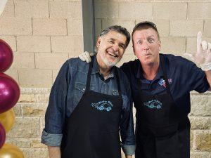 Kenny & Mudflap